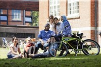 Considerably more international students pursuing a full study programme in Denmark