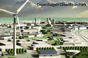 """Copenhagen is world-leading in making """"impact in the cleantech sector"""""""
