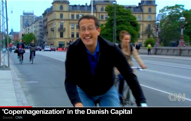 Copenhagenization in the Danish Capital