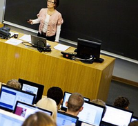 Denmark offers the highest percentage of programmes taught in English