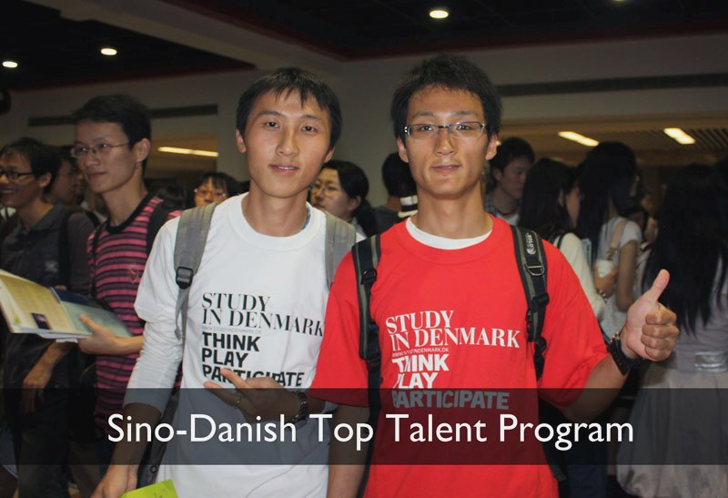 Talent program to bring China's brightest to Denmark
