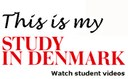 Watch videos: What international students think about studying in Denmark