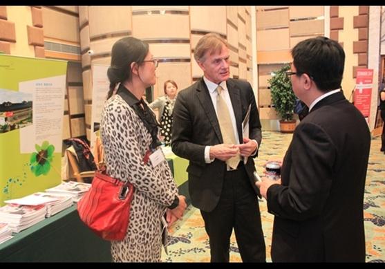 The Danish Ambassador to China