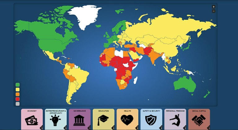 prosperity index 2012