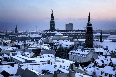 STDK. Snow in Copenhagen2